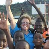 Caryl M. Stern, President and Chief Executive Officer, U.S. Fund for UNICEF